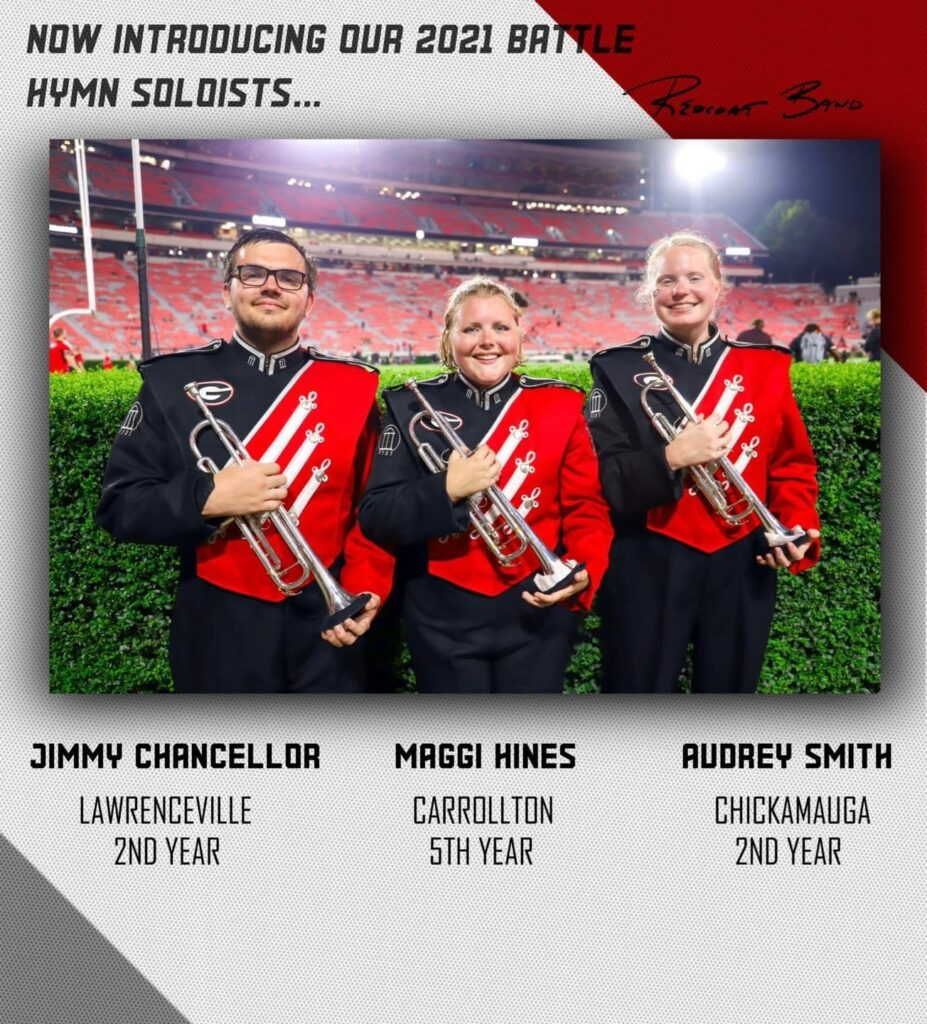 Battle Hymn Trumpeters - 2021-2022
